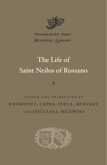 Cover: The Life of Saint Neilos of Rossano in HARDCOVER