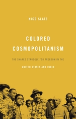 Cover: Colored Cosmopolitanism in PAPERBACK