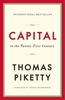 Jacket: Capital in the Twenty-First Century