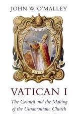 Cover: Vatican I in HARDCOVER