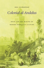 Cover: Colonial al-Andalus in HARDCOVER