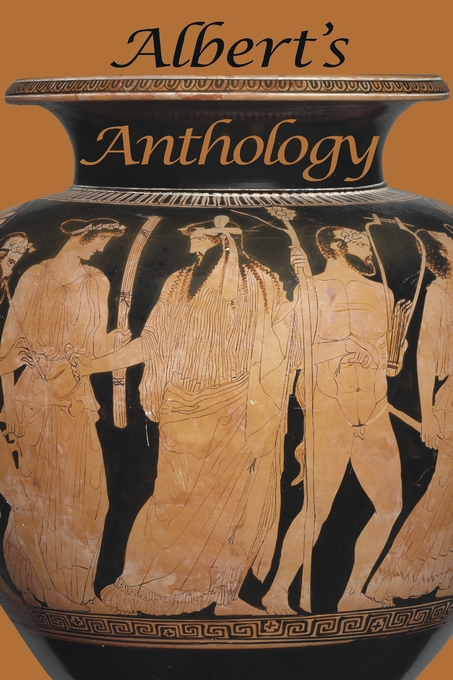 Cover: Albert's Anthology, from Harvard University Press