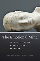 Cover: The Emotional Mind in HARDCOVER