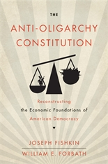 Cover: The Anti-Oligarchy Constitution in HARDCOVER