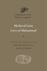 Cover: Medieval Latin Lives of Muhammad in HARDCOVER