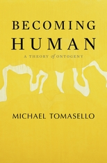Cover: Becoming Human in HARDCOVER