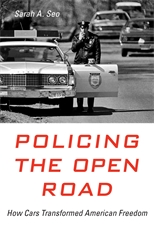 Cover of Policing the Open Road by Sarah A. Seo