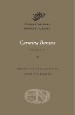 Cover: Carmina Burana, Volume II in HARDCOVER