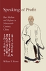 Cover: Speaking of Profit: Bao Shichen and Reform in Nineteenth-Century China