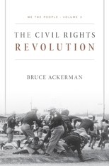 Cover: We the People, Volume 3: The Civil Rights Revolution in PAPERBACK