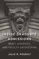 Cover: Inside Graduate Admissions in PAPERBACK