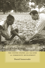 Cover: Thinking Small: The United States and the Lure of Community Development
