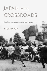 Cover: Japan at the Crossroads in HARDCOVER