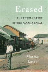 Cover: Erased: The Untold Story of the Panama Canal