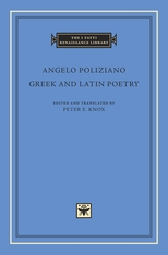 Cover: Greek and Latin Poetry