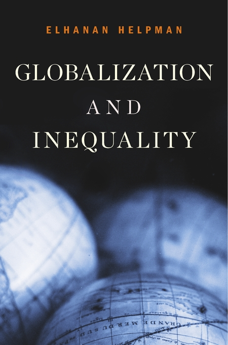 Cover: Globalization and Inequality, from Harvard University Press