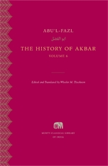 Cover: The History of Akbar, Volume 6 in HARDCOVER