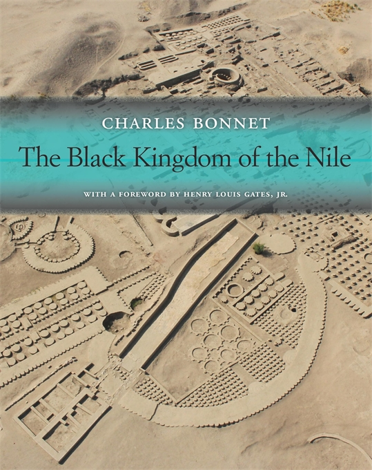 Cover: The Black Kingdom of the Nile, from Harvard University Press