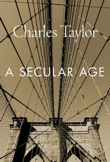 Cover: A Secular Age