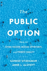 Cover: The Public Option in HARDCOVER