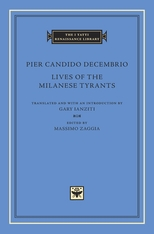 Cover: Lives of the Milanese Tyrants