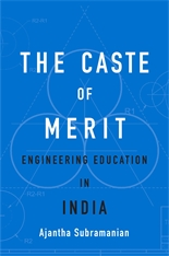 Cover: The Caste of Merit in HARDCOVER