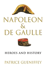 Cover: Napoleon and de Gaulle in HARDCOVER