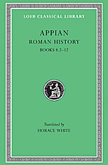 Cover: Roman History, Volume II: Books 8.2-12
