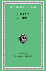 Cover: Julian, Volume I: Orations 1–5