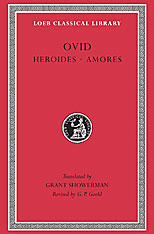 Cover: Heroides. Amores in HARDCOVER