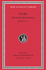 Cover: Metamorphoses, Volume II: Books 9-15