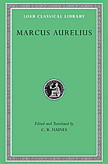 Cover: Marcus Aurelius in HARDCOVER