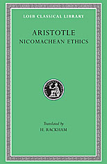 Cover: Nicomachean Ethics in HARDCOVER
