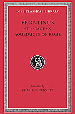 Cover: Stratagems. Aqueducts of Rome