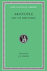 Cover: Art of Rhetoric