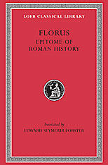 Cover: Epitome of Roman History in HARDCOVER