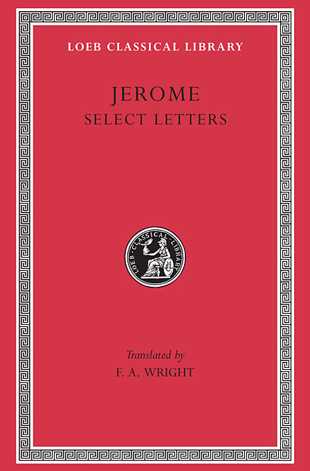 Cover: Select Letters, from Harvard University Press