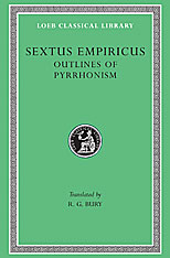 Cover: Outlines of Pyrrhonism