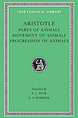 Cover: Parts of Animals. Movement of Animals. Progression of Animals