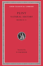 Cover: Natural History, Volume III: Books 8-11