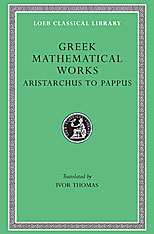 Cover: Greek Mathematical Works, Volume II: Aristarchus to Pappus