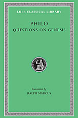 Cover: Questions on Genesis