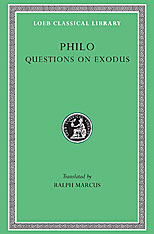 Cover: Questions on Exodus in HARDCOVER