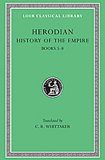 Cover: History of the Empire, Volume II: Books 5-8