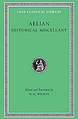 Cover: Historical Miscellany