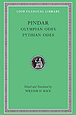 Cover: Olympian Odes. Pythian Odes in HARDCOVER