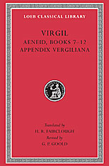 Cover: Aeneid: Books 7-12. Appendix Vergiliana in HARDCOVER