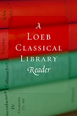 Cover: A Loeb Classical Library Reader in PAPERBACK