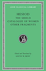 Cover: The Shield. Catalogue of Women. Other Fragments in HARDCOVER