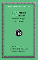 Cover: Fragments: Oedipus-Chrysippus. Other Fragments